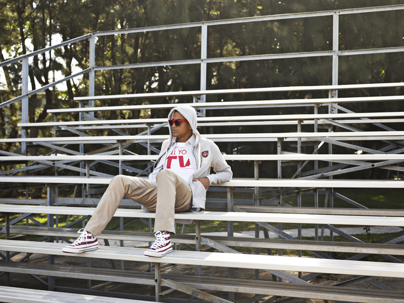 PETER CHRISTIAN SHOOTS ALL AMERICAN PREPPY STORY FOR FRENCH GQ