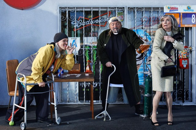 GAVIN BOND SHOOTS COMEDIANS KEVIN SMITH AND JASON MEWS FOR PLAYBOY