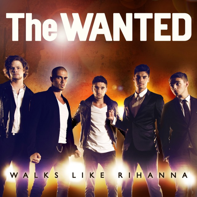 "Steve Schofield shoots ""Walks Like Rhianna"" cover for The Wanted."