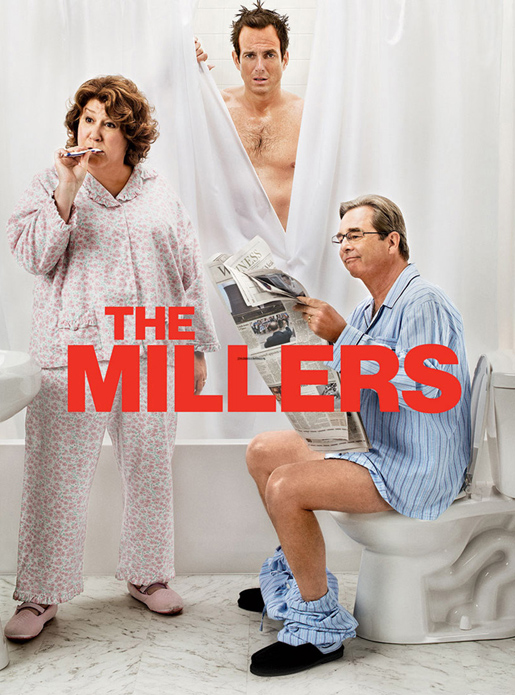 GAVIN BOND for 'THE MILLERS'