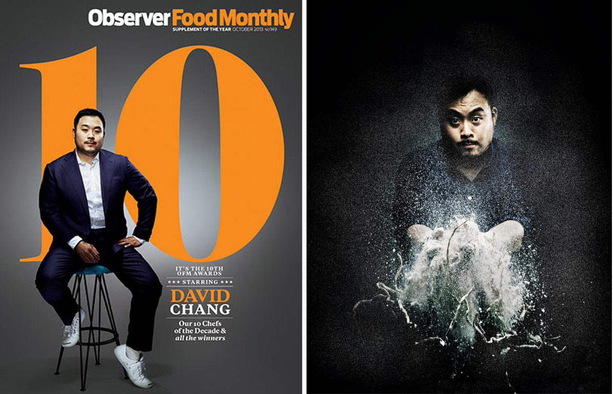 STEVE SCHOFIELD FOR THE OBSERVER: FOOD MONTHLY