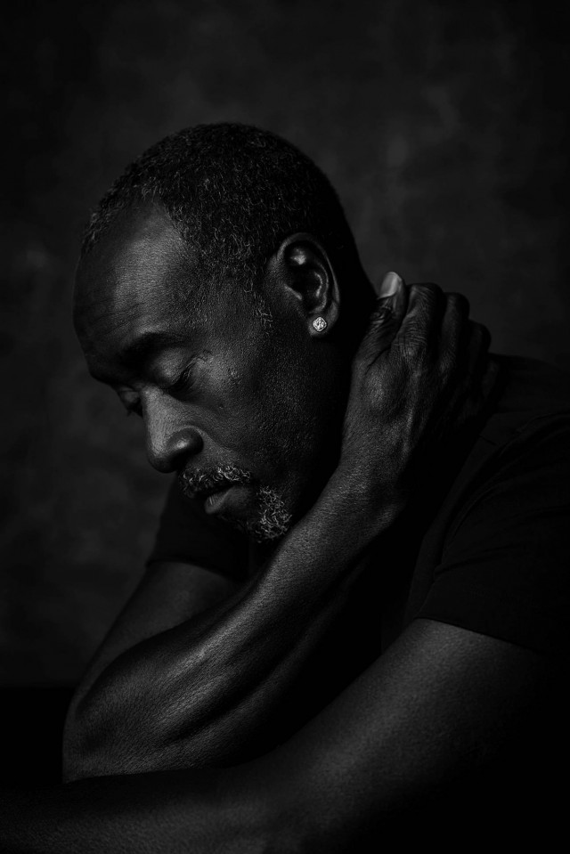 Steve Schofield shoots Don Cheadle for Empire Magazine