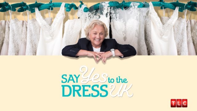 Steve Schofield shoots David Emanuel for Say Yes to the Dress