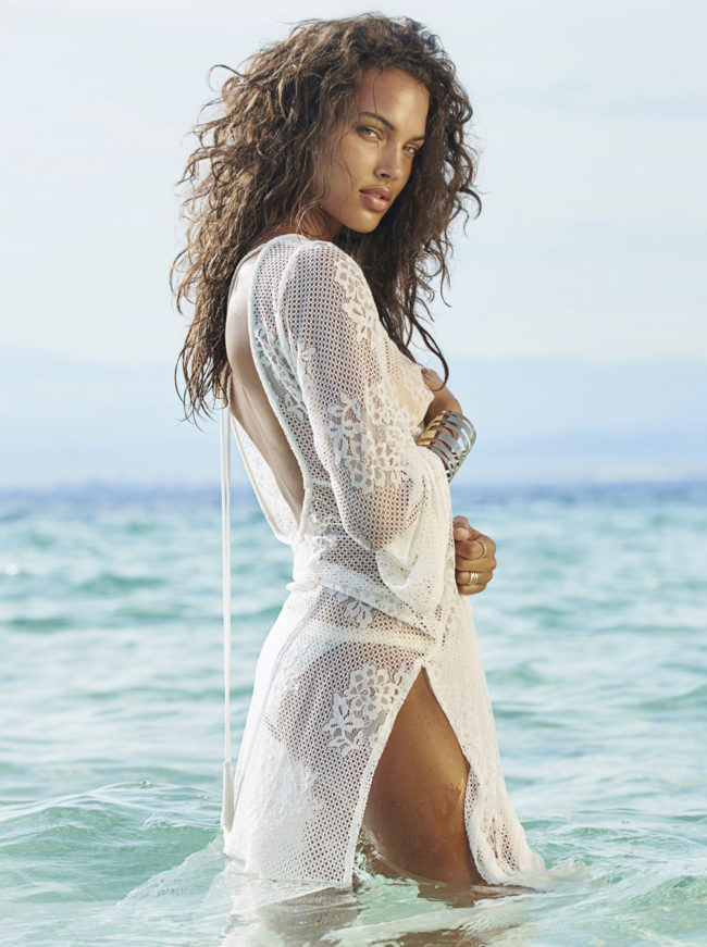Gavin Bond shoots new campaign for World Swimsuit